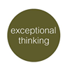Exceptional Thinking