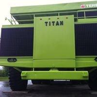 World's Largest Truck, Sparwood, B.C.
