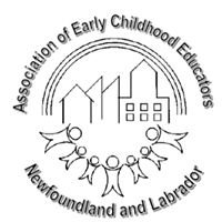 Association of Early Childhood Educators of Newfoundland & Labrador