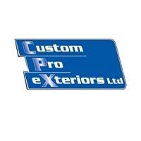 Custom Pro Exteriors Ltd.