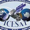 ICESat Satellite