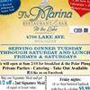 The Marina Restaurant & Bar
