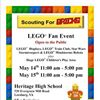 Scouting for Bricks TM - a LEGO fan event for everyone