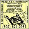 Merlyn's Spokane