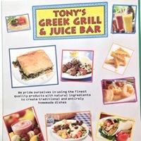 Tony's Greek Grill