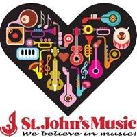 St. John's Music Saskatoon