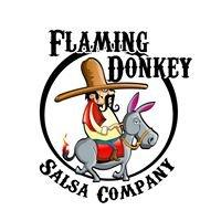 Flaming Donkey Salsa Company