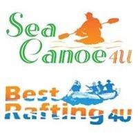 Best rafting & sea canoe 4U