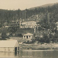 Halcyon Hot Springs/ Nakusp