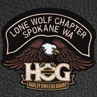 Lone Wolf H.O.G. Spokane Chapter # 2460