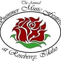 The Summer Music Festival at Roseberry Idaho!