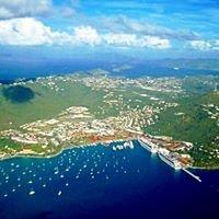 St. Thomas Island Sightseeing Excursion