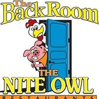 Nite Owl / Back Room Restaurants