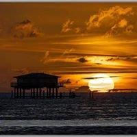 Stiltsville, Biscayne Bay, Miami FL