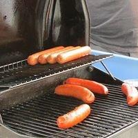 Wicked Weenies Hot Dog Cart