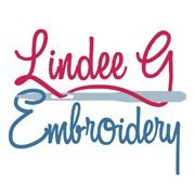 Lindee G Embroidery: Machine Embroidery Designs & Education