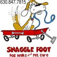 Snaggle Foot Dog Walks & Pet Care-Lisle