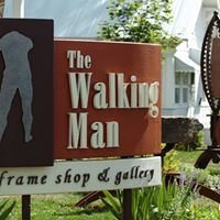 The Walking Man Frame Shop & Gallery