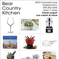 Bear Country Kitchen