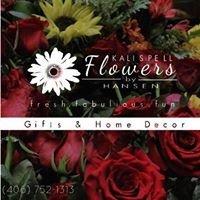 Flowers by Hansen
