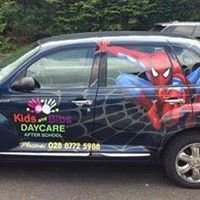 Kids and Bibs Daycare Dungannon 028 8772 5988