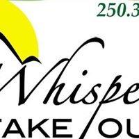 Whisper's Take Out