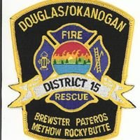 Douglas Okanogan Fire District 15