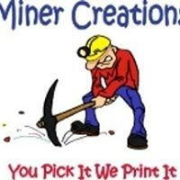 MINER CREATIONS