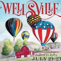 Official Great Wellsville Balloon Rally