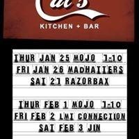 Cat's Kitchen + Bar