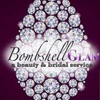Bombshell Glam  .a beauty and bridal service.