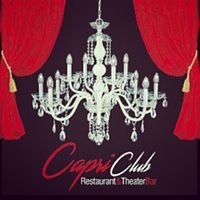 Capri Club Theater Bar
