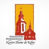Fondation Patrimoniale Nostre Dame de Kebec