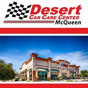 Desert Car Care McQueen