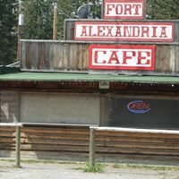Fort Alexandria  , K n C Koffee Kup Cafe