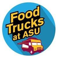 Food Trucks at ASU