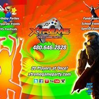 Xtreme Game Party