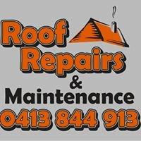 Roof Repairs & Maintenance