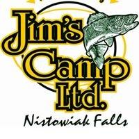 Jim's Camp, Nistowiak Falls