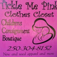 Tickle Me Pink Clothes Closet