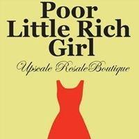 Poor Little Rich Girl Upscale Resale Boutique