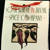 Somewhere In Thyme Spice Company