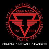 REACT Defense Systems / Tactical Black Advanced Krav Maga