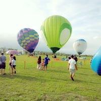 大溪熱氣球