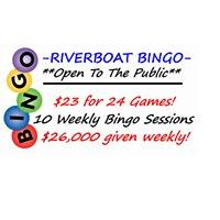Riverboat Bingo