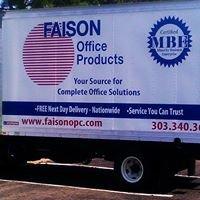 Faison Office Products, Inc.