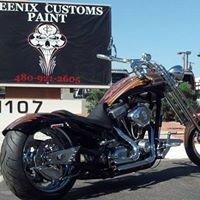 Feenix Customs, Custom Painting