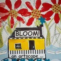 Bloom! an artscape   L.L.C.