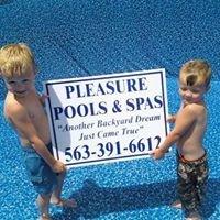 Pleasure Pools & Spas