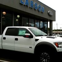Chris Bristow at Larson Ford